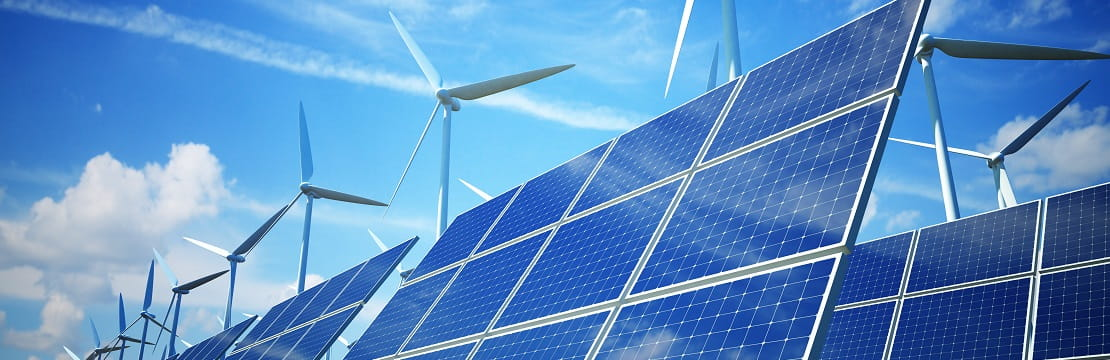 Wind and Solar Surf a Wave of Change